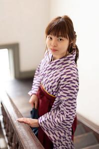 明治村の女性 - 休日PHOTOブログ