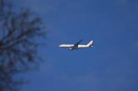 最近、飛んでいる飛行機撮影してないですね。 - 平凡な日々の中で