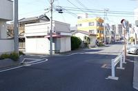 東京都道444号下石神井大泉線 石神井町8の旧道 - Fire and forget