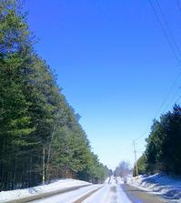 冬のカナダのドライブ:スキーリゾート&食料品店でショッピング(爽やかレモンのお菓子) - Canadian Life☆カナダ☆