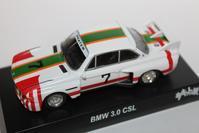 1/64 Kyosho THE CIRCUIT WOLF BMW 3.0CSL - 1/87 SCHUCO & 1/64 KYOSHO ミニカーコレクション byまさーる
