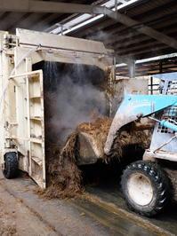 自前で作った堆肥を利用する - すてきな農業のスタイル