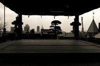 神戸 北野天満宮 - 漂いながら