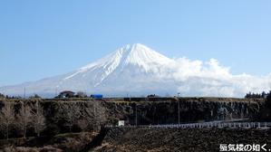 静岡県の大倉川農地防災ダムへ~ 絶景、雄大な富士山に見守られたダム ~(ダムカード1枚ゲット) - 蜃気楼の如く