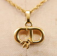 Dior necklace - carboots