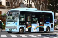 (2018.12) 西武バス・A6-999 - バスを求めて…