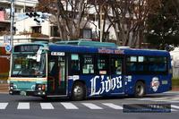 (2018.12) 西武バス・A9-397 - バスを求めて…