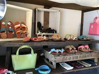さかなさん受注会 レポート その1 - jiu sandals & baby shoes