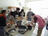 2/23パパクッキング - 桂つどいの広場「いっぽ」 Ippo in Katsura