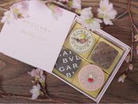 """幸せなホワイトデーの贈り物「ブルガリ イル・チョコラート」""""桜""""色限定ボックス「ホワイトデー2019」 - 笑顔引き出すスイーツ探究"""