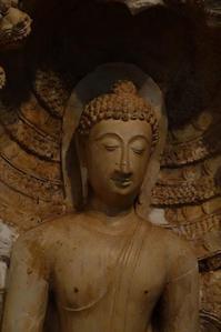 穏やかな仏像 - TOM'S Photo