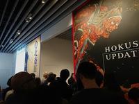 672、六本木で新北斎展を観る - 五十嵐靖之 趣味の写真と短歌