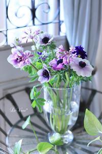 Mother's day 1day lessonは満席となりました^^ - Le vase*  diary 横浜元町の花教室