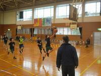 20190310_練習試合 - 日出ミニバスケットボール