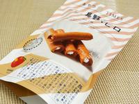 【のもの】おやつTIMES 長野のクリームパピロ りんご味 - 池袋うまうま日記。