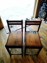 小さなタイル家具たち - noraな日々