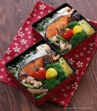 月曜鮭弁♪ - **  mana's Kitchen **