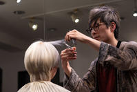 vol.113「三浦 和幸の仕事」 - Monthly Live    営業後の美容室での美容師による単独ライブ