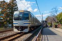 横須賀線に乗って北鎌倉へ - エーデルワイスPhoto