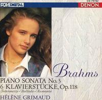 メンデルスゾーンのピアノ・トリオ第2番ハ短調Op.66を聴いて、ブラームスの小品に至る、の巻。 - If you must die, die well みっちのブログ