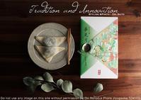 京都にて三月限定販売のおたべはよもぎ餡ですってよsony α7RIII + SEL70200GM テーブルフォト#美十 - 東京女子フォトレッスンサロン『ラ・フォト自由が丘』-写真とフォントとデザインと現像と-