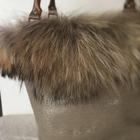 ゴールド泊の革のバッグ - 妊婦さんの習い事「  ソーイング セラピー 」とその暮らし