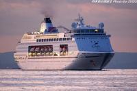 横浜港で客船を眺めてきました♪ - 四季彩の部屋Ⅱ
