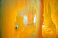 層雲峡氷瀑まつり - 北国の花鳥風月