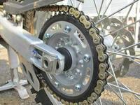 WR250Rのチェーン交換!・・・からの簡易アルミラダーレール製作(笑) - バイクパーツ買取・販売&バイクバッテリーのフロントロウ!