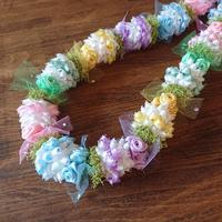 Floral Easter Parade - ☆ Protea ☆   Hawaiian Ribbonlei &   Caft
