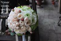 思い出の写真が……………。 -  Flower and cafe 花空間 ivory (アイボリー)