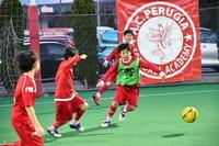 同じトレーニングでも選手が変われば全く違うトレーニング。 - Perugia Calcio Japan Official School Blog
