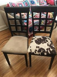 自分で椅子の張替えをやってみた。DIY💪 - Sew Easy New York