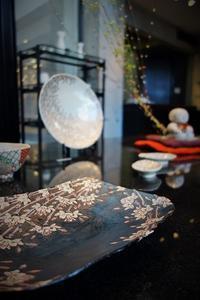 滝口和男×川合敦子二人展「語らう陶の日々…」 - 工房IKUKOの日々