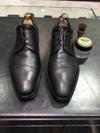 ビーズリッチクリームの輝き - シューケア靴磨き工房 ルクアイーレ イセタンメンズスタイル <紳士靴・婦人靴のケア&修理>