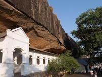 2019スリランカ旅行6ダンブッラ石窟寺院、と洞窟ディナー - わたしの毎日