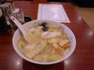 a Tokyo lunch@町中華 -