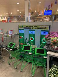 EVsmart 店内充電スタンド - Nederlanden地位向上委員会