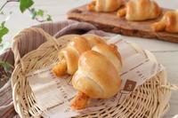 サクッ!とろ~♪チーズパン(レシピ) - おうちカフェ*hoppe