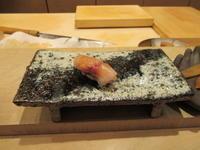 後半。割烹、小料理、寿司、ふじ原にお邪魔。 - rodolfoの決戦=血栓な日々