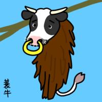 擬態へなちょこ蓑牛できました - 動物キャラクターのブログ へなちょこSTUDIO