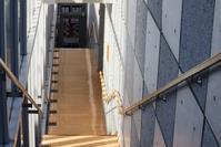 一葉記念館の階段廻りを切撮る。 - 一場の写真 / 足立区リフォーム館・頑張る会社ブログ
