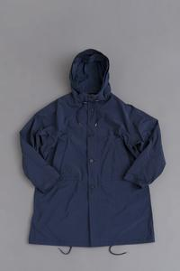 STILL BY HANDNylon Military Coat (Navy) - un.regard.moderne