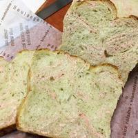 桜の折り込みブレッド - ~あこパン日記~さあパンを焼きましょう