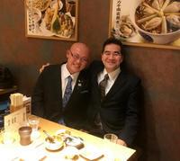 明治国際医療大学教授 角谷先生と会談いたしました。 - 東洋医学総合はりきゅう治療院 一鍼 ~健やかに晴れやかに~