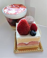 キャピトル東急ホテルのペストリーショップORIGAMI のケーキ - カステラさん