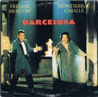★の在りかたFreddie Mercury, Montserrat Caballé『BARCELONA』 - 鴎庵