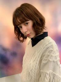 春パーマ - COTTON STYLE CAFE 浦和の美容室コットンブログ