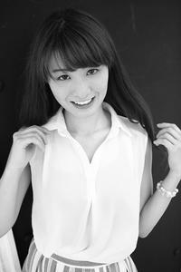 夏目和ちゃん56 - モノクロポートレート写真館