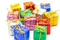 お世話になった方へプレゼント - アメリカ輸入のシール♪住所/名前/お好きな文字を印刷してお届け♪アドレスラベルです。